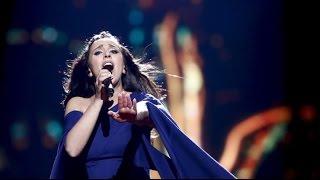 Джамала поразила всех. Выступление Джамалы на Евровидение 2016. Евровидение