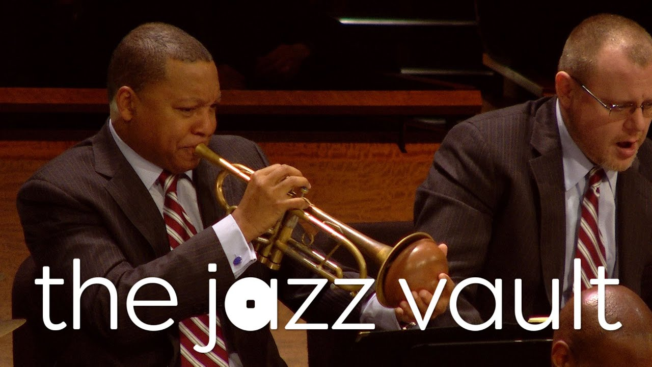 LIKE A SNAKE from Wynton Marsalis's SPACES - Jazz at Lincoln Center Orchestra
