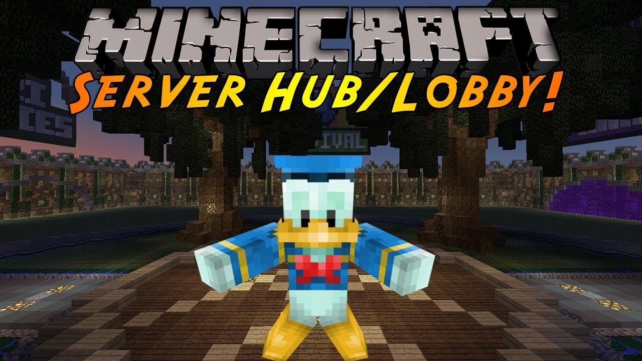Game Lobby Minecraft Download