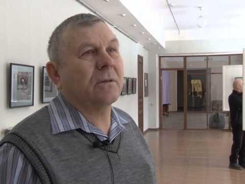 выставка фотографий  во дворце культуры имени Горького