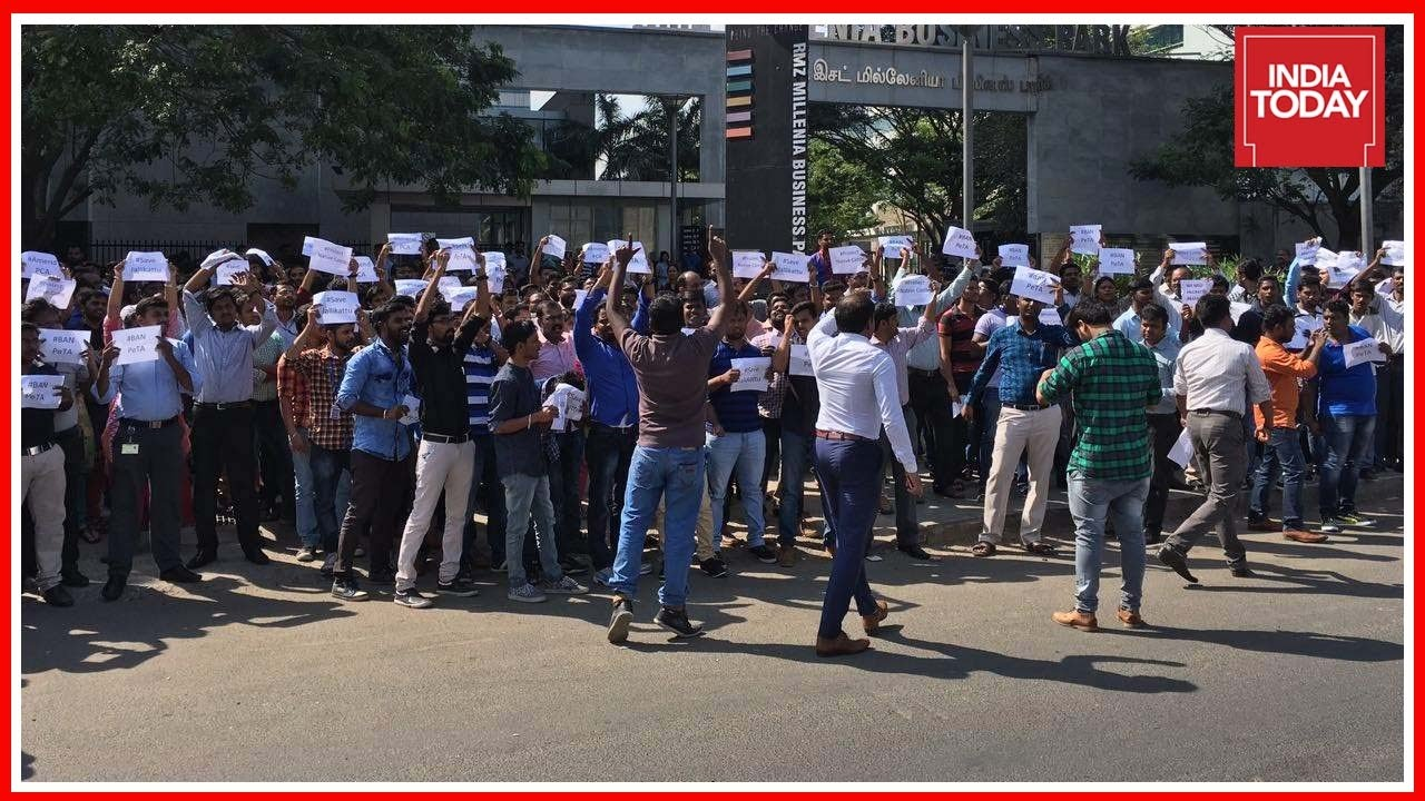 Employees Up Against Layoffs By IT Major, Cognizant In Chennai