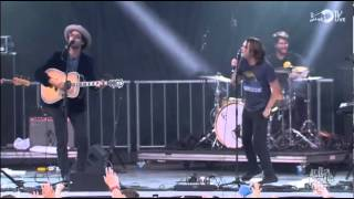 The Head and the Heart - Lost in My Mind (Live @ Lollapalooza 2014)