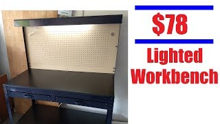 Harbor Freight 78 Workbench OK, so I was wrong, it doesn t suck