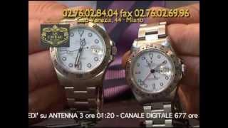 Le Caveau du Temps - Televendita Orologi - Puntata #1 - parte 02
