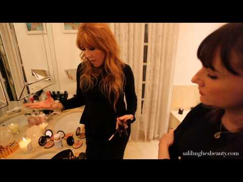 In The Bathroom with Charlotte Tilbury pt 2