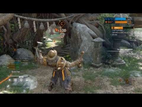 For Honor_oh common Raider