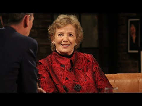 Mary Robinson on Donald Trump | The Late Late Show | RTÉ One