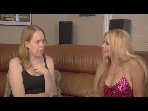 Horror Queen Maria Olsen Guests on Eye on Entertainment and MoreHorror in Hollywood