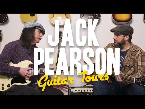 Jack Pearson's Guitar Collections | Marty's Guitar Tours