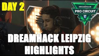 DREAMHACK LEIPZIG 2019 DAY 2 HIGHLIGHTS (Best goals and funny moments)