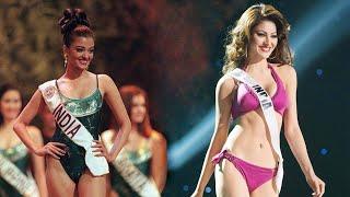 Urvashi   Aishwarya Rai   Top 5 Bollywood Actresses Who Win Miss World / Miss Universe !!