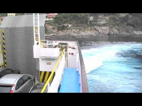 Nave Giuseppe Rum - Viaggio Al Giglio