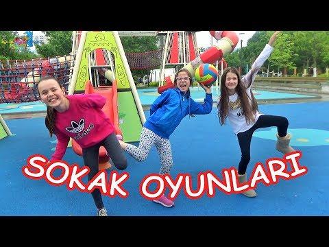 SOKAK OYUNLARI ( 3 KIZ BİRLİKTEYİZ ) - Eğlenceli Çocuk Videosu - Funny Kids Videos