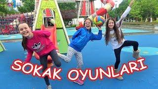 Sokak Oyunlari ( 3 Kiz Bİrlİkteyİz )   Eğlenceli Çocuk Mp3su   Funny Kids Mp3s