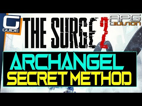 SURGE 2 - Archangel With Secret Challenge Final Boss Guide