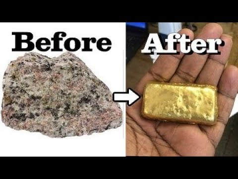 ROCKS to GOLD !!!. ask Jeff Williams