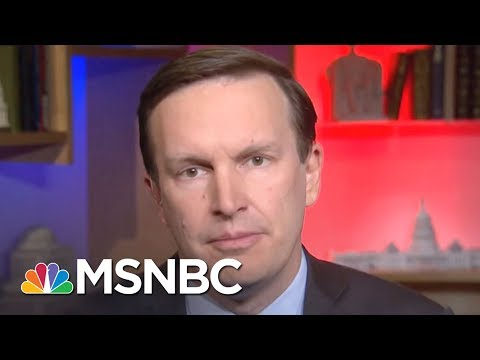 Sen. Chris Murphy Reacts To Florida School Shooting | All In | MSNBC
