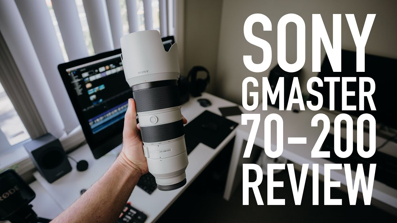 Honest Opinion - Sony FE 70-200mm f2 8 Gmaster review