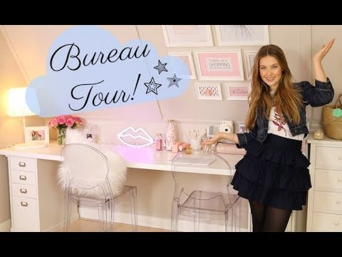 MIJN BUREAU/DESK TOUR 💥JOY BEAUTYNEZZ 💥