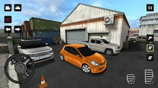 Parking School - #1 Android GamePlay FHD | New Car Simulator Games 2018