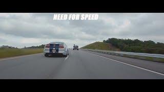 Need for Speed (Жажда скорости).Заправка Ford Mustang.