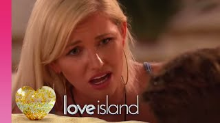 Curtis Breaks Up With Amy | Love Island 2019
