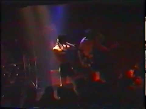 Jane's Addiction @ Subteranea  London  22/8/90