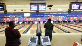 WTF moment at bowling alley