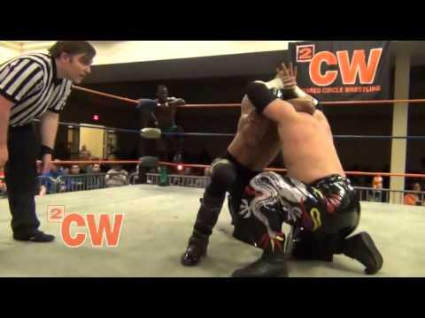Unholy Alliance (Tajiri and Mikey Whipwreck) vs AR Fox and Rich Swann