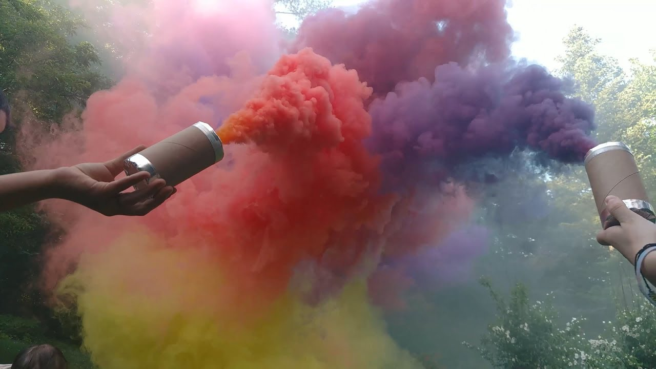 Making Colored Smoke Devices for 4th of July