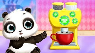 Panda Lu Fun Park Pet Care Game - Kids Learn to Make Ice Cream and Play with Cute Panda