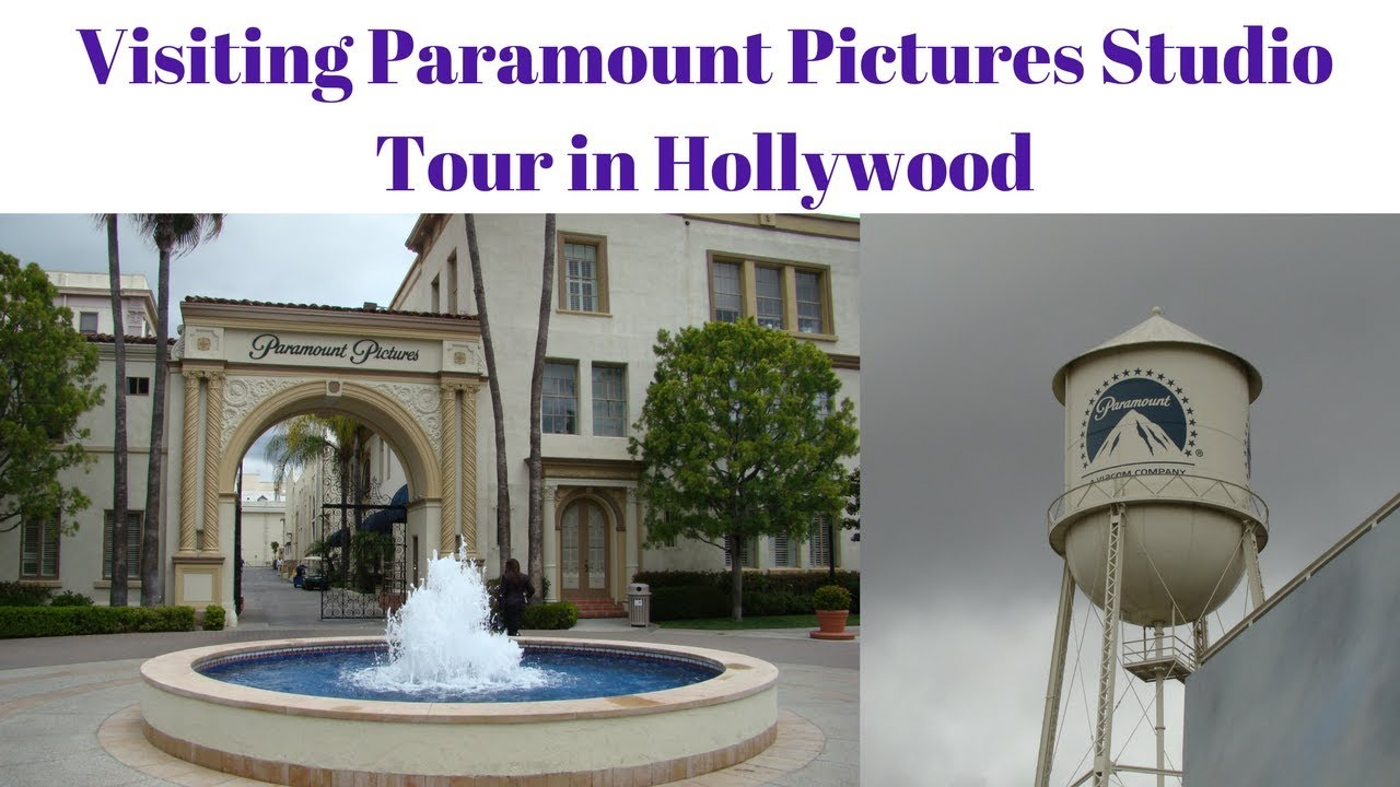 My Experience with the Paramount Studio Tour in Hollywood ...   Paramount Studios Tour