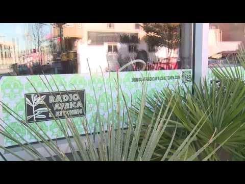 Radio Africa & Kitchen - Bayview - San Francisco
