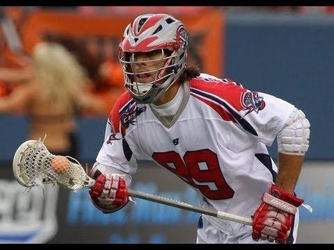 Major League Lacrosse Super Star Paul Rabil in HD - YouTube