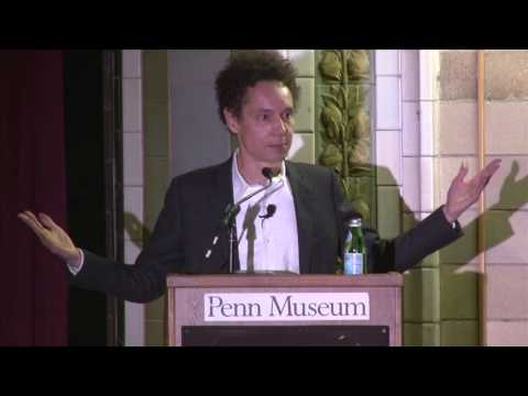 Malcolm Gladwell at University of Pennsylvania 2/14/2013