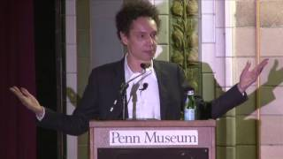 Repeat youtube video Malcolm Gladwell at University of Pennsylvania 2/14/2013