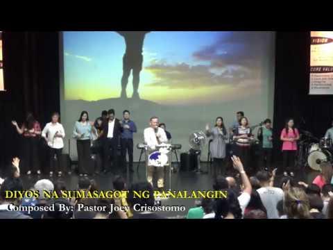 New Song: DIYOS NA SUMASAGOT NG PANALANGIN - Pastor Joey Crisostomo