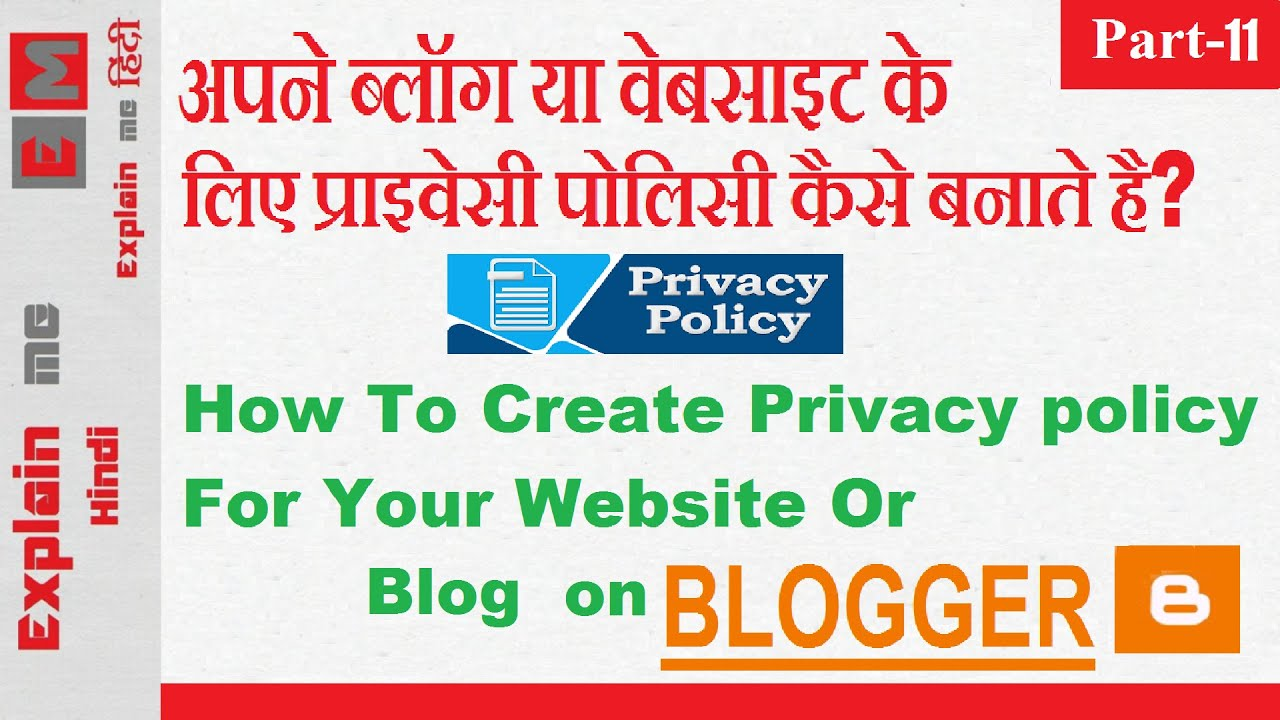 Website.com Privacy Policy
