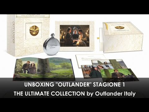 Unboxing Outlander Stagione 1