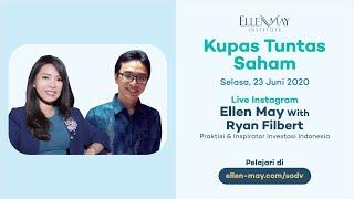 Gambar cover Kupas Tuntas Saham Bersama Ellen May & Ryan Filbert