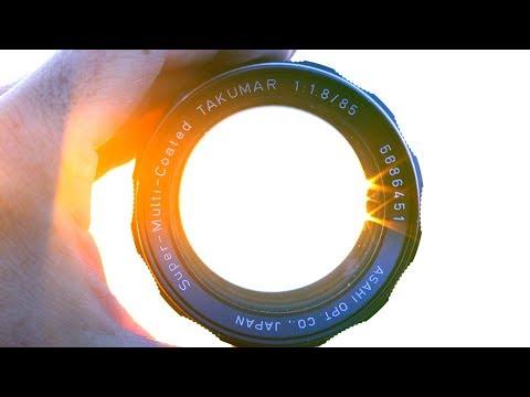 Pentax Takumar 85mm 1.8 Review My Favourite Vintage Lens