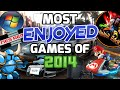 watch he video of My Most Enjoyed Games Of 2014!