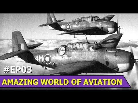 Air Craft Design In World War  | The Amazing World Of Aviation | Episode 3