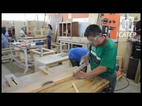 Especialidad dise o y fabricaci n de muebles de madera for Diseno de muebles de madera