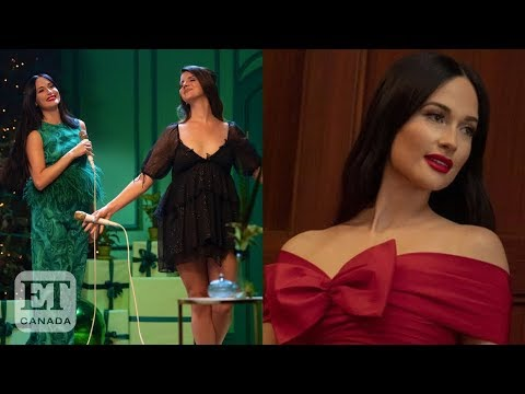 Download Best Moments From 'The Kacey Musgraves Christmas Show' Mp4 baru