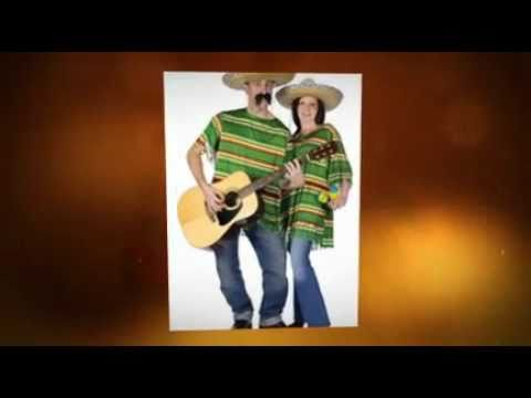 Mexican Costumes (Adult Mens)