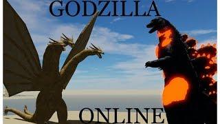 Roblox Ep.52 Godzilla Online