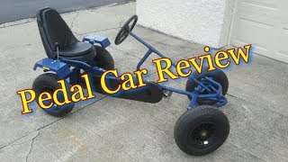 Car Adult it yourself build pedal