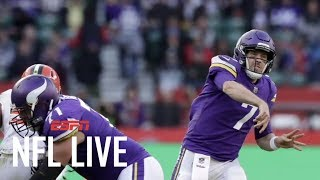 What should the Vikings do with Keenum? | NFL Live | ESPN