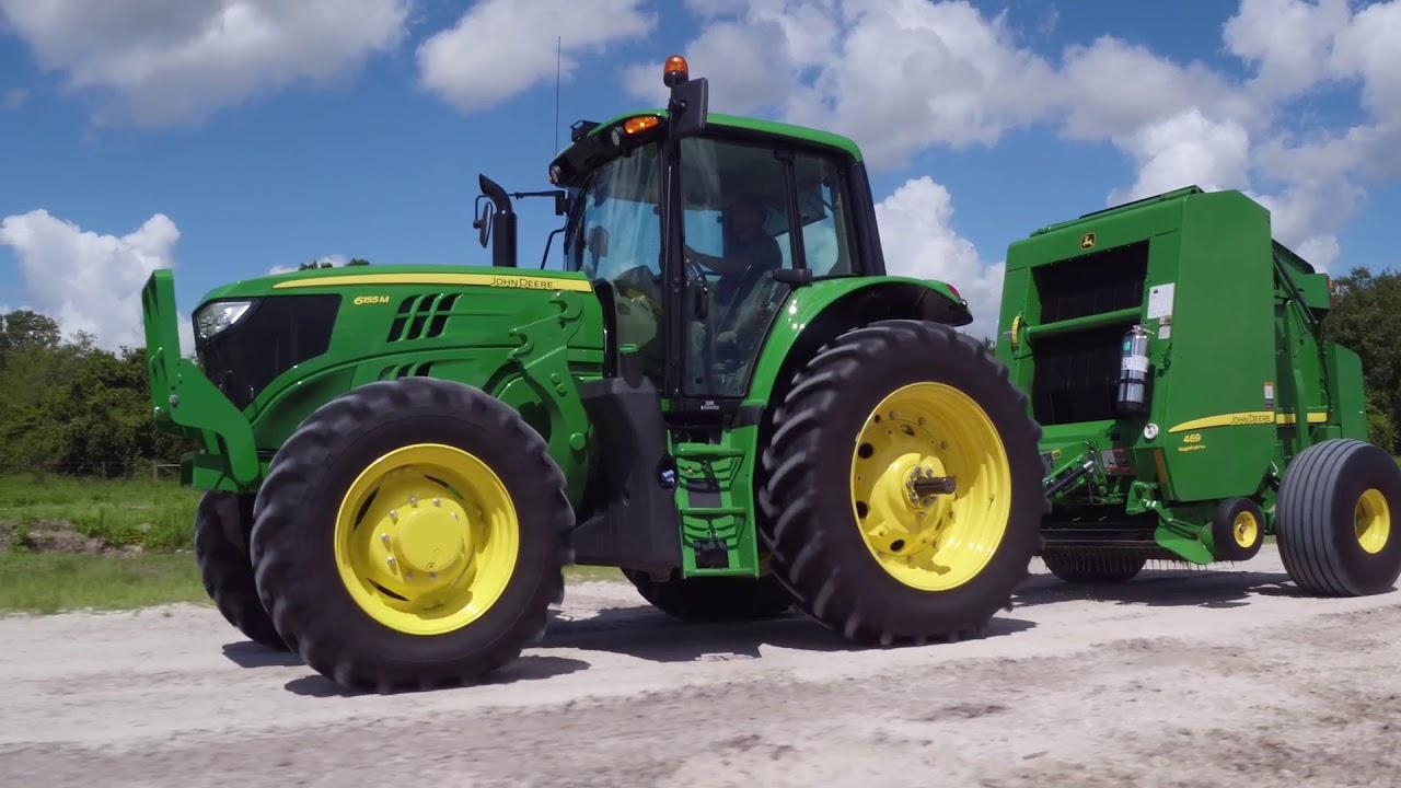 CommandQuad™ Transmission - John Deere 6M Tractors